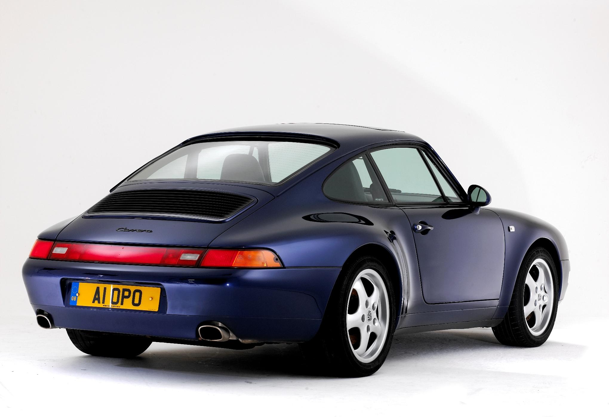 Porsche Carrera S >> Porsche 993