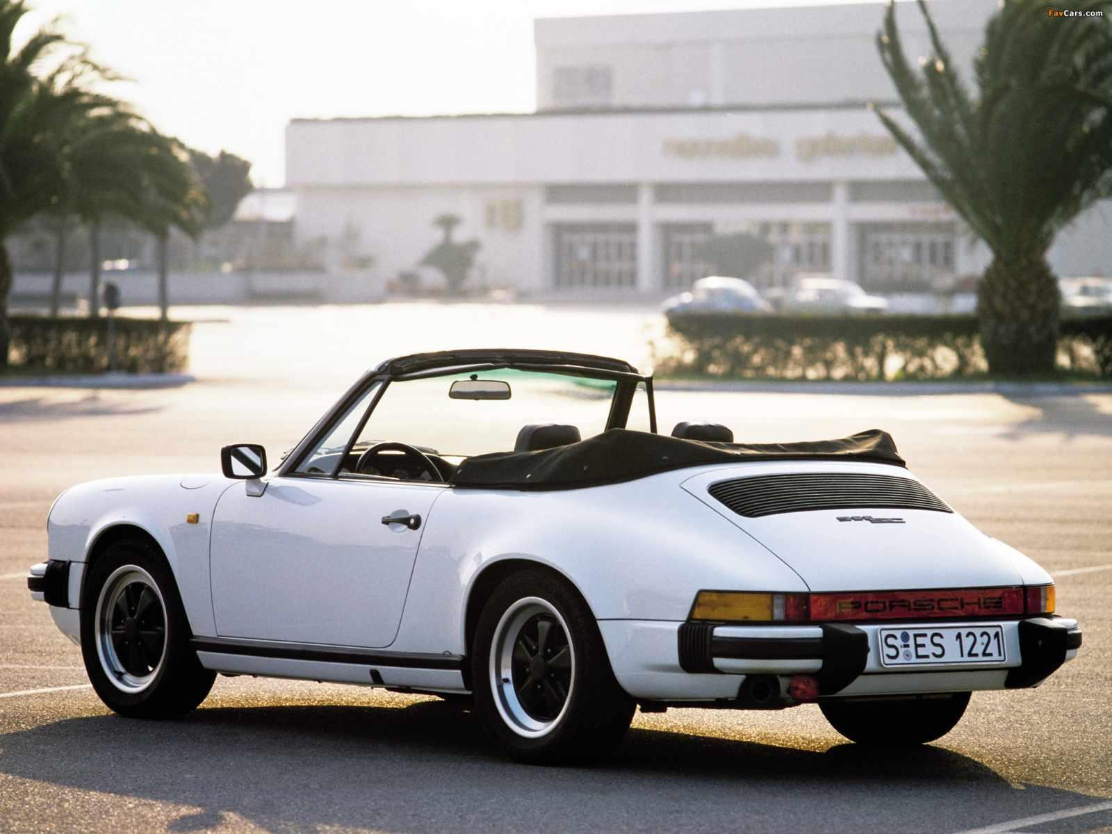 Porsche 911 sc 1982 porsche 911 sc cabrio vanachro Gallery