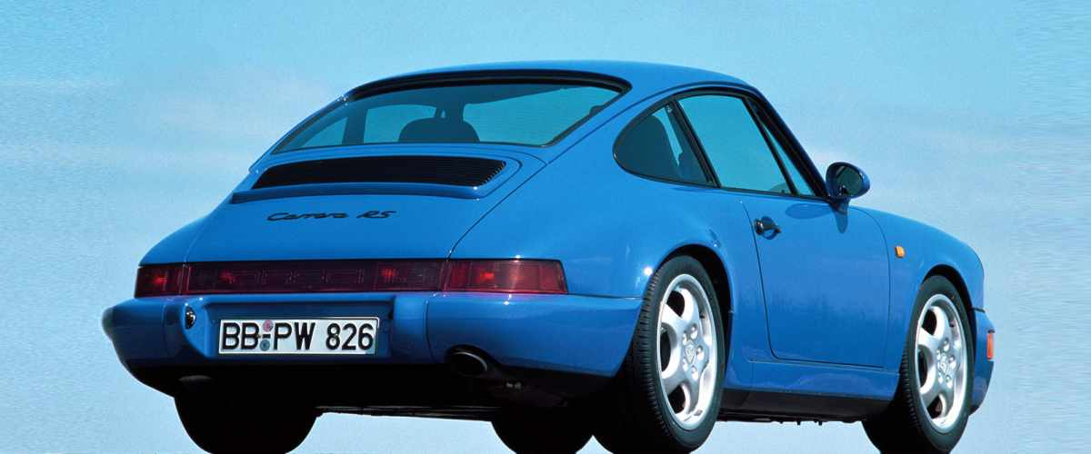 911 carrera 2 4 1989 1993 blue 1992 porsche 911 rs publicscrutiny Choice Image