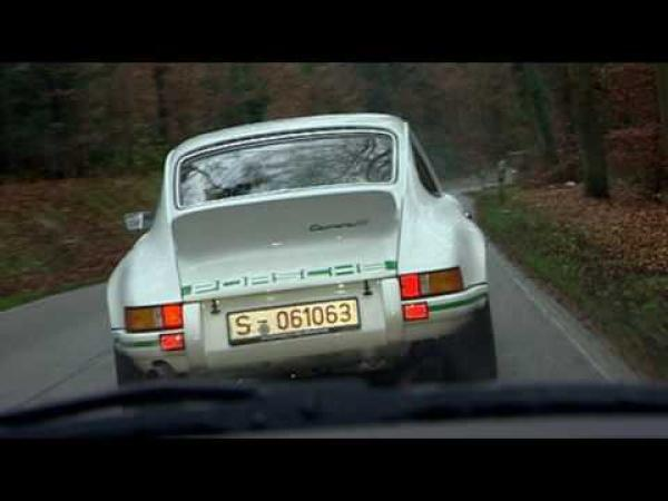1973 911 Carrera RS 2.7 vs new SportClassic