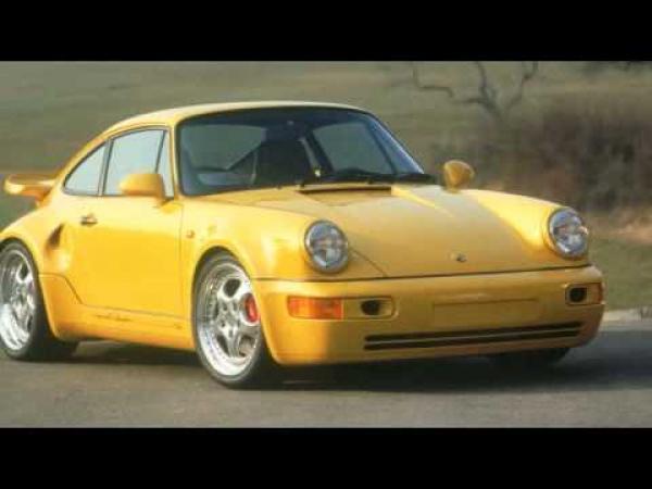 1993 911 Turbo S