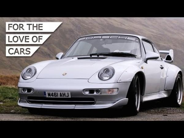 Porsche 911 (993) GT2: Charles Morgan's Classics - Carfection