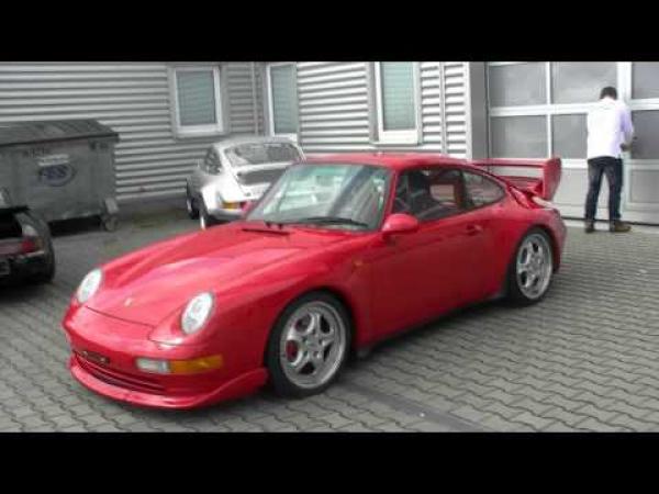 porsche 993 rs 95 CLUBSPORT