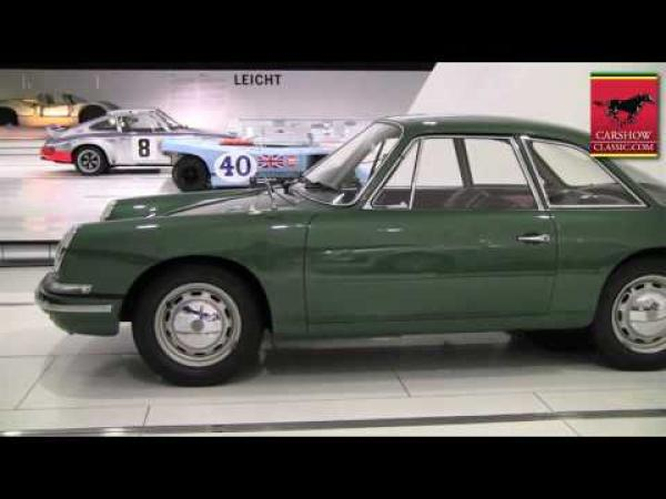 Porsche 754 T7 1959, Porsche Museum. CarshowClassic.com