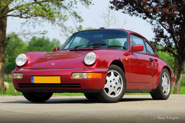 1990 Carrera 4