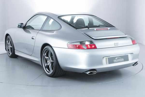 2003 Porsche 911 40th anniversery edition