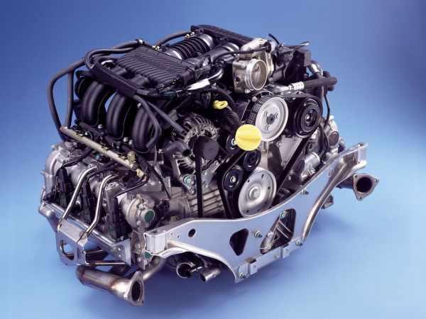 Porsche M96 996 engine